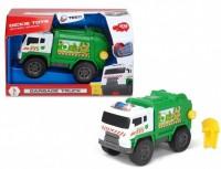 Функциональный автомобиль Dickie Toys Мусоровоз с баком со светом и звуком 20 см (3304013)