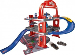 Игровой набор Majorette Гараж с машинкой (2053743)