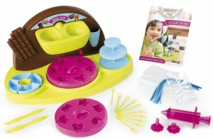 Игровой набор Smoby для приготовления конфет Шеф 'Шоколадная фабрика' (312102)