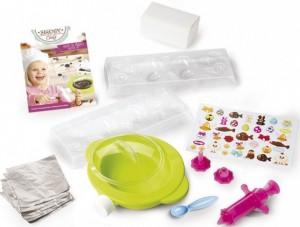 Игровой набор Smoby для приготовления конфет Шеф 'Веселые формы' (312105)