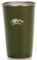Стакан Tramp, 450 мл, оливковый (TRC-099-olive)