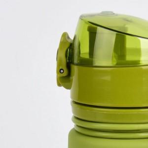 фото Бутылка Tramp, 500 мл, оливковая (TRC-093-olive) #2