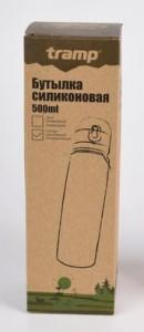фото Бутылка Tramp, 500 мл, оливковая (TRC-093-olive) #3