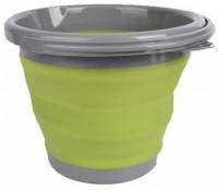 Ведро складное Tramp, 5 л, оливковое (TRC-092-olive)