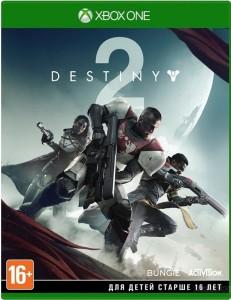 игра Destiny 2 Xbox One - русская версия
