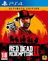 игра Red Dead Redemption 2: Ultimate Edition (PS4)