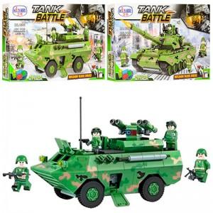 Конструктор Winner Tank Battle 'Военный транспорт' (1306-1308)
