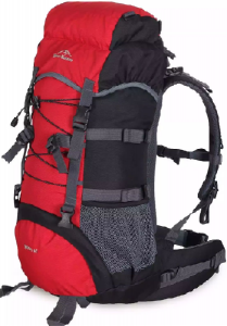 Рюкзак Fjord Nansen 'Hakon' 40 red black (00000007759)