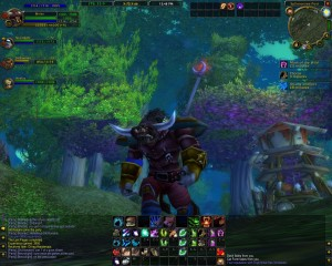 скриншот  Ключ для World of Warcraft: Battle Chest 30 дней (RU/CIS) #6