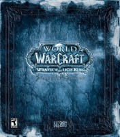 Игра Ключ для WoW (EU) Wrath of the Lich King Collector´s Edition Key