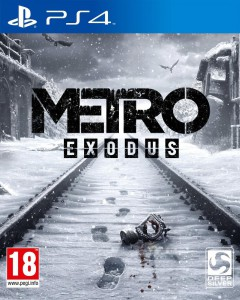 игра Metro: Exodus PS4 - Метро: Исход - Русская версия
