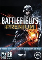 Игра Ключ для Battlefield 3. Premium 5 DLC - RU