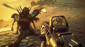 скриншот Rage 2 PS4 - русская версия #4