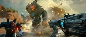 скриншот Rage 2 PS4 - русская версия #5