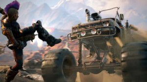скриншот Rage 2 (Xbox One) #2