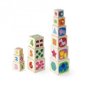 Игрушка Viga Toys 'Кубики' (50392)