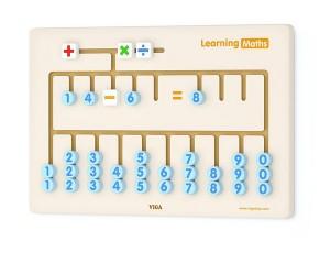 Игрушка Viga Toys 'Арифметика' (50675)