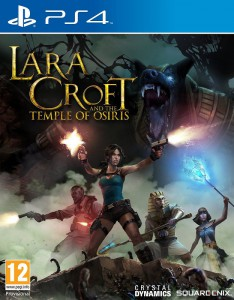 игра Lara Croft and the Temple of Osiris PS4 - Русская версия