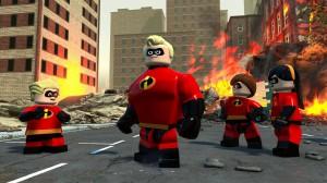 скриншот LEGO The Incredibles PS4 - LEGO Суперсемейка  - Русская версия #6