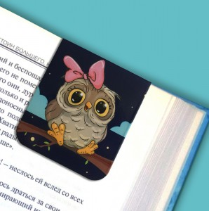 фото Набор магнитных закладок 'Сладкая парочка' (2 шт.) #8