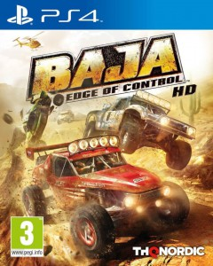 игра Baja: Edge of Control HD PS4