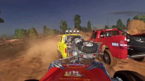 скриншот Baja: Edge of Control HD PS4 #2