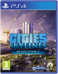 игра Cities Skylines PS4 - Русская версия