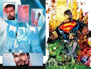 фото страниц Вселенная DC. Rebirth. Супермен. Книга 1. Сын Супермена #3