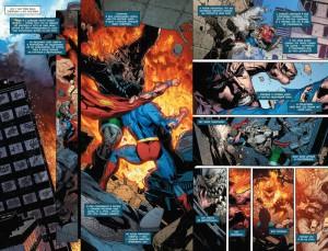 фото страниц Вселенная DC. Rebirth. Супермен. Книга 1. Сын Супермена #4