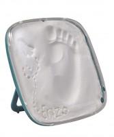 Подарок Набор для создания оттиска Baby Art 'Привет Крошка, галактический зеленый' (3601091900)