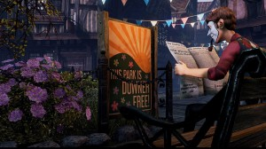 скриншот We Happy Few PS4 - Русская версия #8