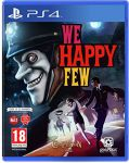 игра We Happy Few PS4 - Русская версия