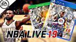 игра NBA Live 2019 (PS4)