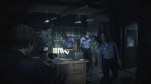 скриншот Resident Evil 2 Remake PS4 - русская версия #6