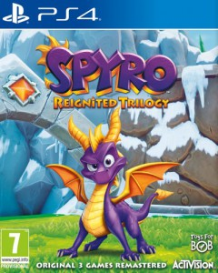 скриншот Spyro Reignited Trilogy PS4 #2