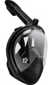 Маска для подводного плавания JUST Breath Pro Diving Mask S/M Black (JBRP-SM-BK)