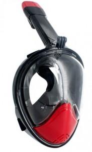 Маска для снорклинга JUST Breath Pro Diving Mask L/XL Red/Black (JBRP-LXL-RB)
