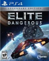 игра Elite Dangerous: Legendary Edition (PS4, русские субтитры)