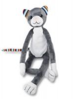 Мягкая игрушка  с ночником Zazu КАТІЕ 'Котик' (ZA-KATIE-01)