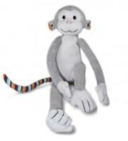 Мягкая игрушка  с ночником Zazu МАКС 'Обезьянка ' (ZA-MAX-01)