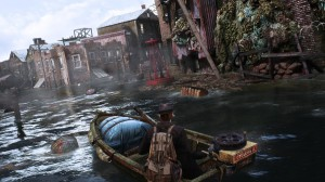 скриншот The Sinking City PS4 #3