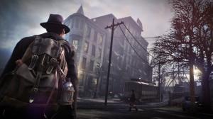 скриншот The Sinking City PS4 #4