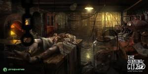 скриншот The Sinking City PS4 #2
