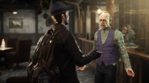 скриншот The Sinking City PS4 #8