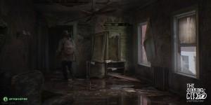 скриншот The Sinking City PS4 #9