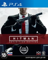 игра Hitman: Definitive Edition PS4 - Русская версия