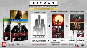 скриншот Hitman: Definitive Steelbook Edition PS4 - Русская версия #3