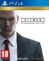 игра Hitman: The Complete First Season PS4 - Русская версия