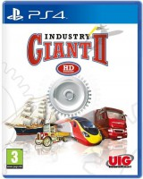 игра Industry Giant 2 HD Remake PS4 - Русская версия