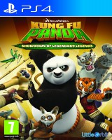 игра Kung Fu Panda: Showdown of Legendary Legends PS4